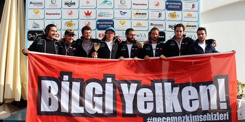 Yelkende şampiyonlar İstanbul'dan çıktı