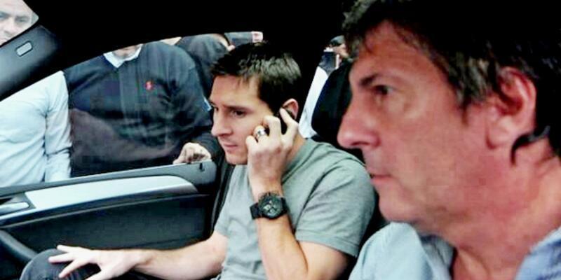 Messi'nin 'vergi kaçırma' davası başladı