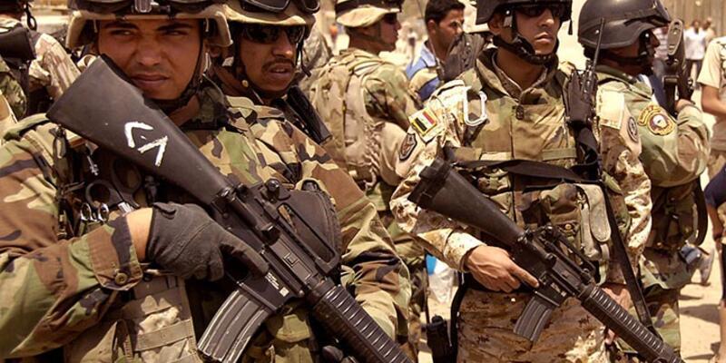 Irak ordusu IŞİD karşısında hala yetersiz eleştirisi