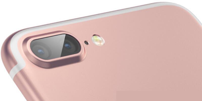 iPhone 7 Plus çift kameralı olacak