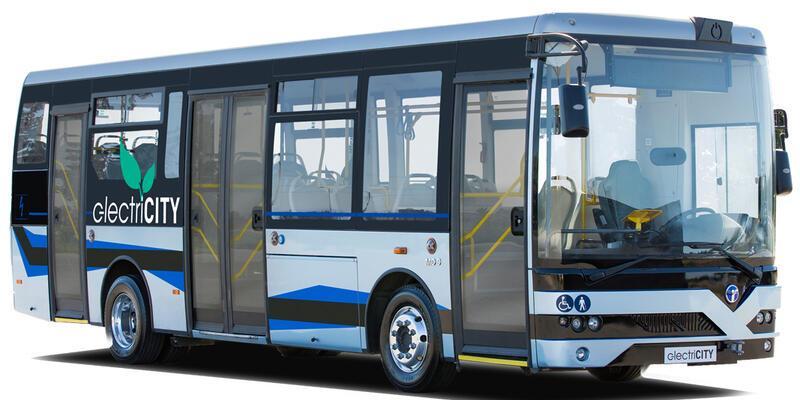 TEMSA elektrikli otobüsü MD9 elektriCITY'yi tanıttı