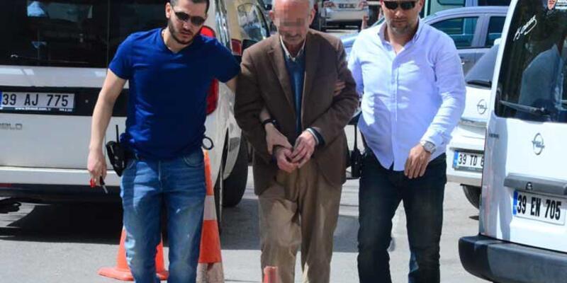 70 yaşında, çocuğa tacizden ikinci kez gözaltına alındı