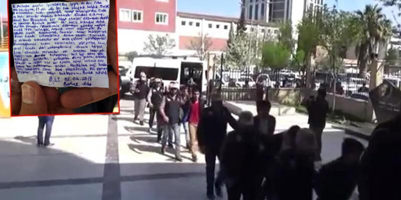 Ankara ve Şanlıurfa'da PKK'nın canlı bombaları yakalandı