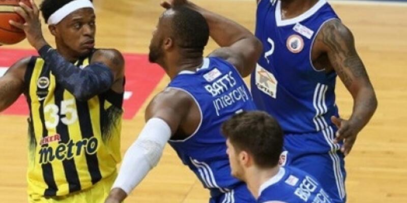 Fenerbahçe İBB'yi farklı geçti