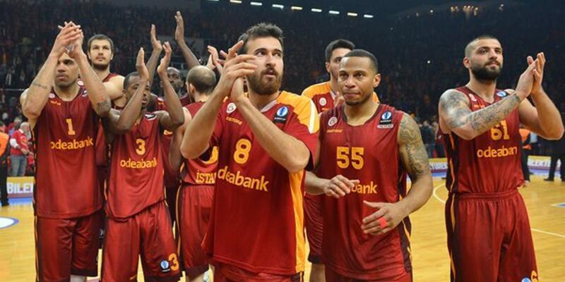 Galatasaray Odeabank finalde!
