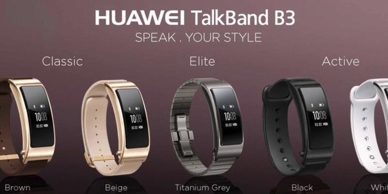 Huawei yeni akıllı bilekliğini duyurdu