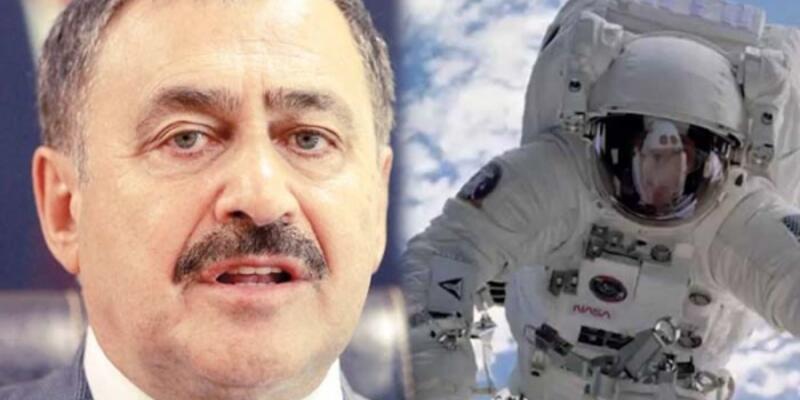 NASA'dan Bakan Eroğlu'na yanıt geldi