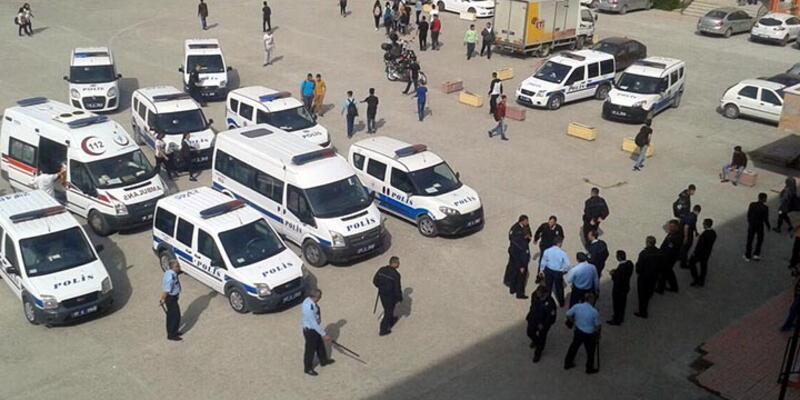 Adana'da liselilerin futbol maçı kanlı bitti