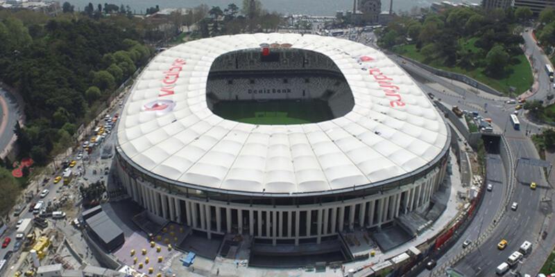 Vodafone Arena Cumhurbaşkanı Erdoğan'ın katılımıyla açıldı