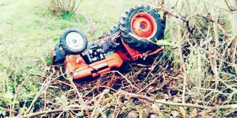 15 yaşındaki çocuk kullandığı traktörün altında kalarak hayatını kaybetti