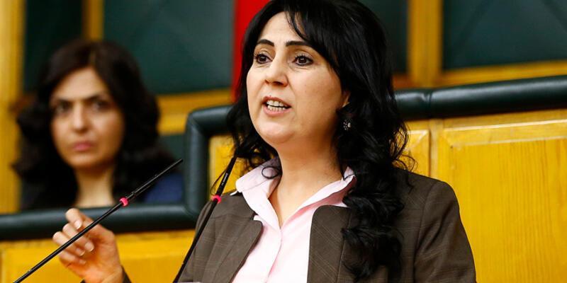 """HDP'li Yüksekdağ: """"Bizleri vatandaşlıktan çıkarmakla tehdit ediyorlar"""""""