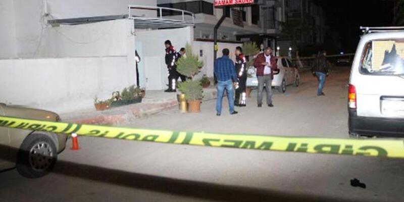 Antalya'da silahlı otel baskını: 2 yaralı