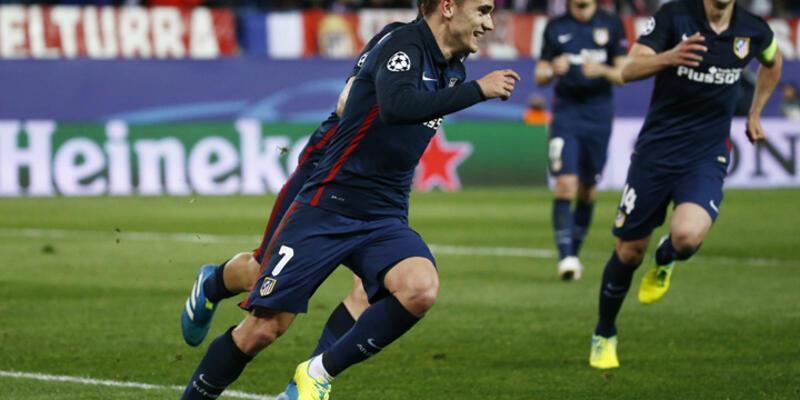 Atletico Madrid Barcelona'yı devirdi