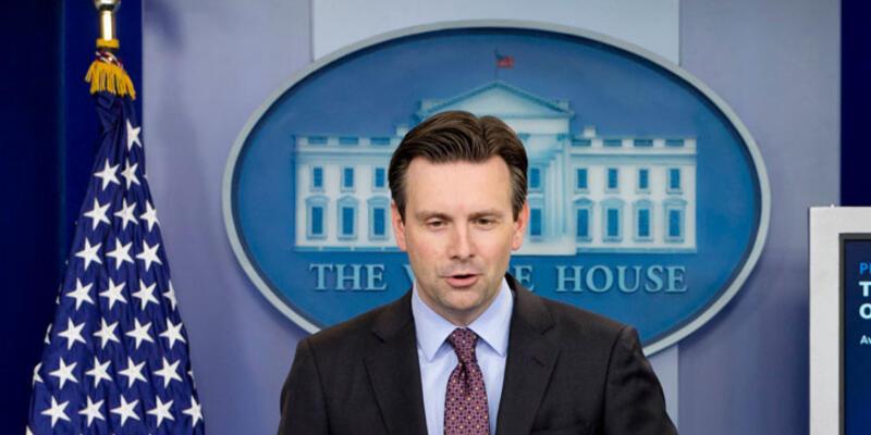Beyaz Saray Sözcüsü: 'Obama, Esad'ın askeri yollarla gitmesini hiçbir zaman savunmadı'