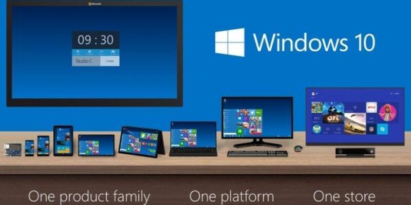 Windows 10 iş dünyasında kaybediyor