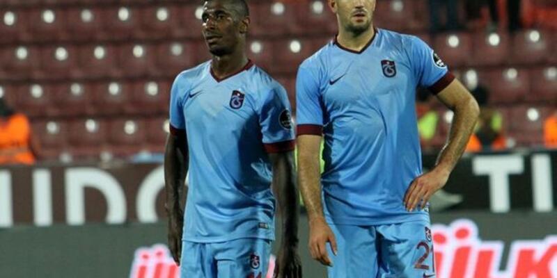 Trabzonspor'un başı dertte!