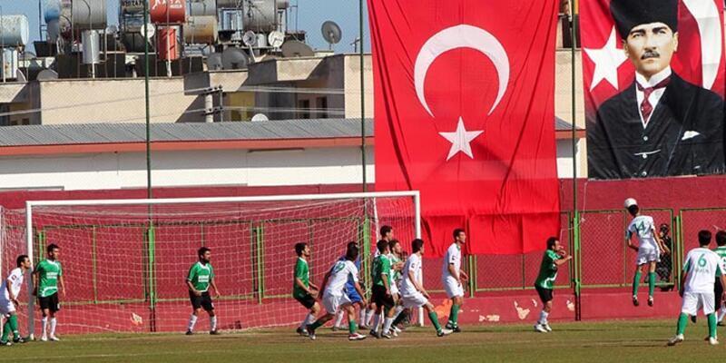 Mersin'de futbol turnuvası başlıyor