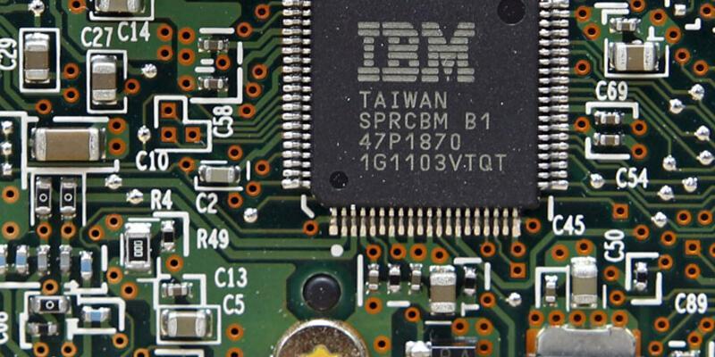 Teknoloji devi IBM'in ilk çeyrek bilançosu kötü geldi