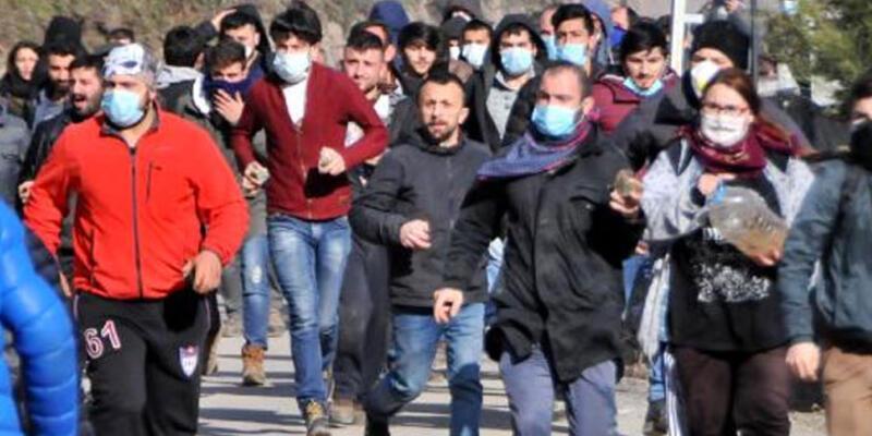 Cerattepe'de madene direnen 48 kişi hakkında dava açıldı