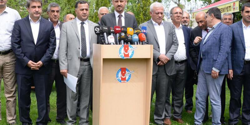 Diyarbakır'da STK'lardan 'dokunulmazlık' açıklaması