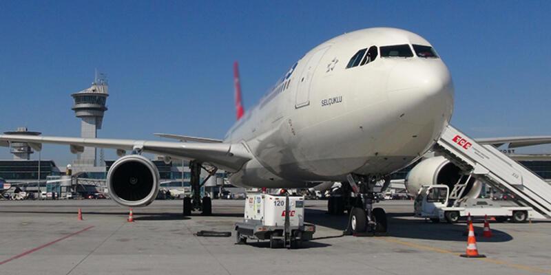 Viyana uçağı Atatürk Havalimanı'na acil iniş yaptı