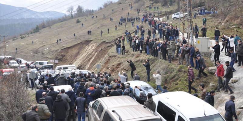 'Cerattepe'de maden izni 40 değil 4 bin hektar için'