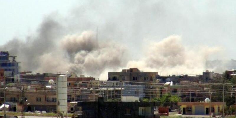 Nusaybin'de patlama: 7 güvenlik görevlisi yaralı