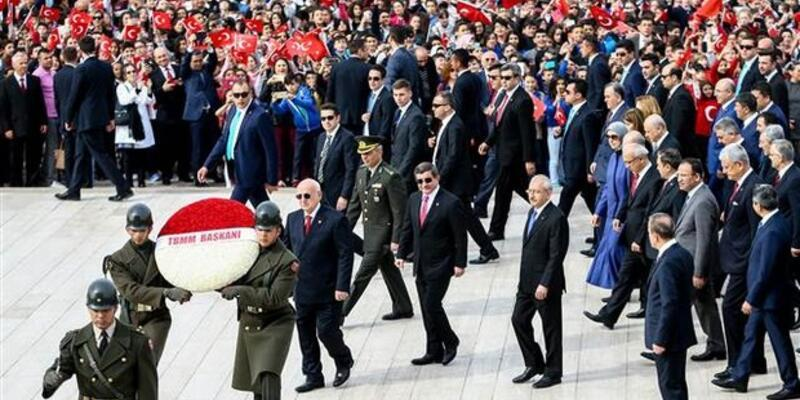 HDP Anıtkabir ve TBMM'deki törenlere katılmadı
