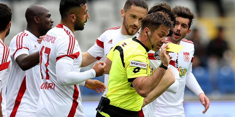 Medipol Başakşehir -  Medicana Sivasspor: 2-2