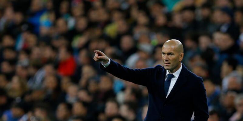 Real Madrid'de teknik direktör değişikliği