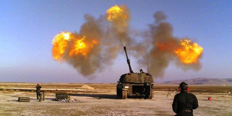 TSK ve koalisyon IŞİD'i vurdu