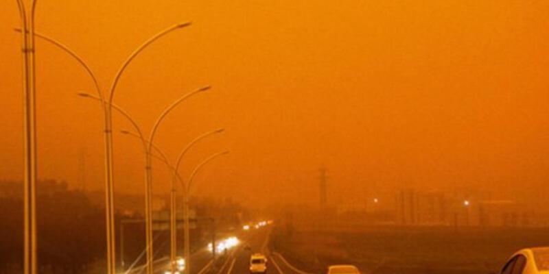Meteoroloji'den kuvvetli rüzgar ve toz uyarısı