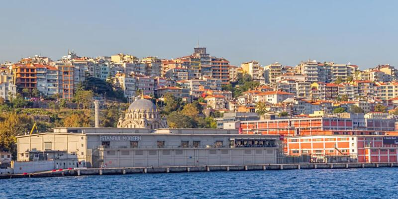 İstanbul Modern Türkiye'de ilk, dünyada 11. sırada