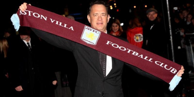 Tom Hanks Leicester'a 100 pound bahis oynamış