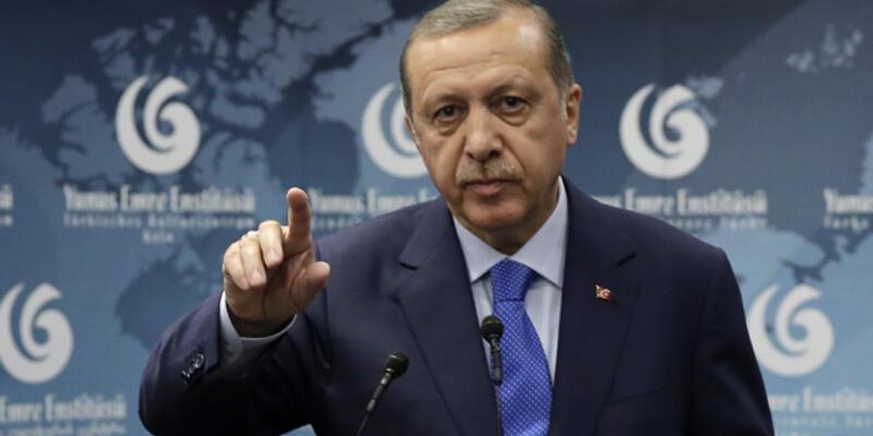 Erdoğan:''Türkiye'de basın özgürdür''