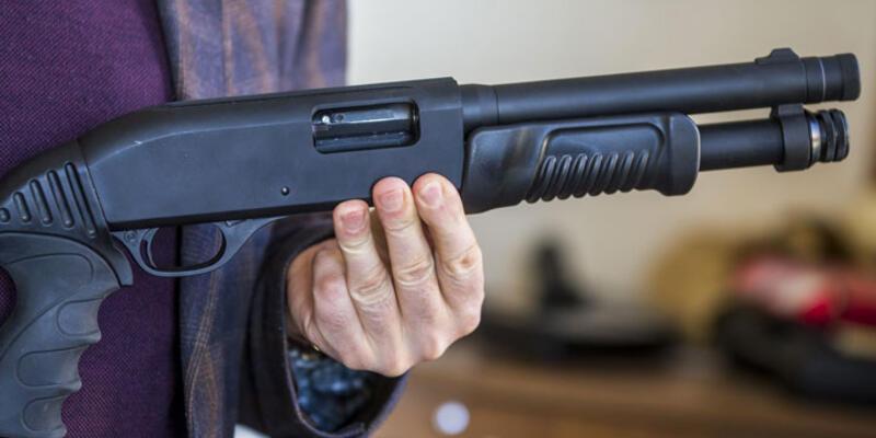 Rus polisine Türk tasarımı silah