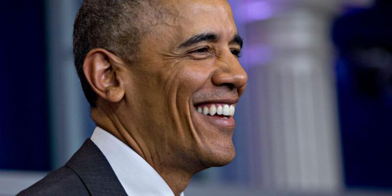 Obama: 'Lisedeyken haylaz öğrenciydim'