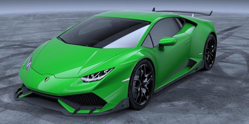 Lamborghini 22 bin 500 dolara daha da sportif olacak