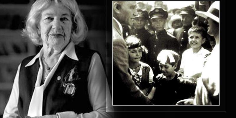 Atatürk'ün yanındaki bu kız tanıdık çıktı
