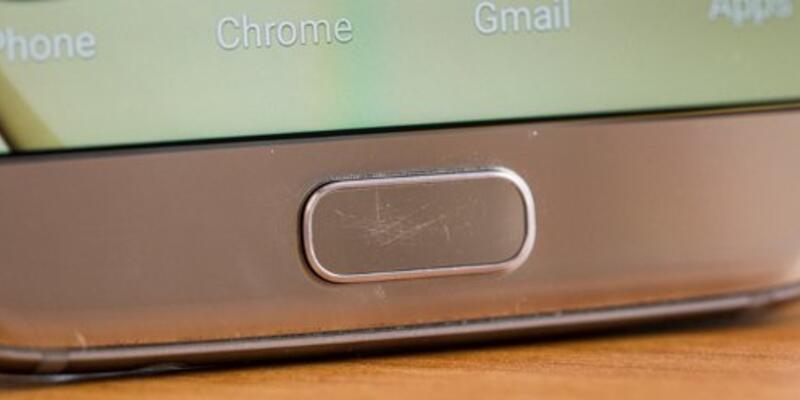Galaxy S7'nin ana ekran tuşu çiziliyor!