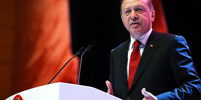 Erdoğan ABD Senatosundaki PYD-PKK diyaloguna değindi