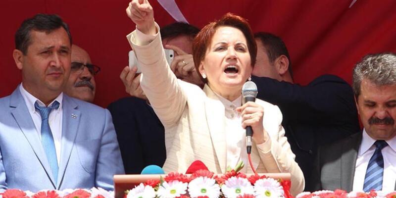 """Meral Akşener: """"HSYK'ya şikayet edeceğiz"""""""