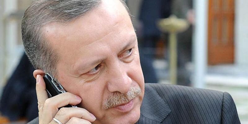 Cumhurbaşkanı Erdoğan, BM Genel Sekreteri Ban Ki-mun ile telefonda görüştü