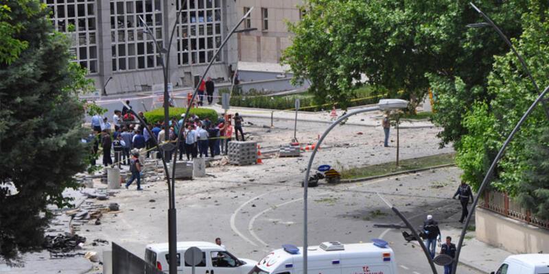 Gaziantep'te daha büyük bir faciayı şehit polis engellemiş