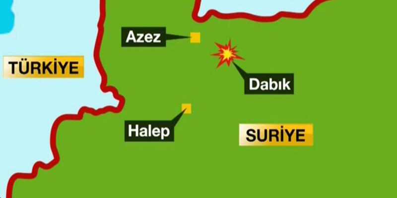IŞİD'in bomba üretim merkezi silahlı İHA'larla vuruldu