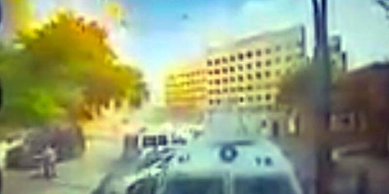 Gaziantep patlamasının görüntülerini paylaşan polis açığa alındı