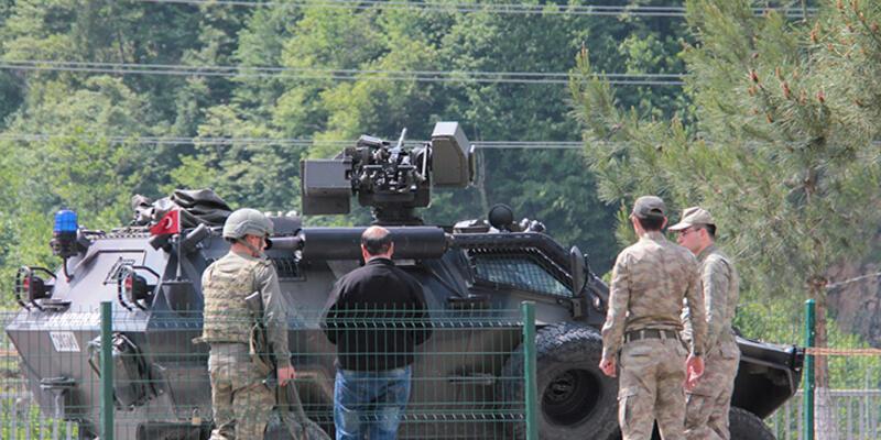 Giresun'da silahlı saldırıda 1 kişi hayatını kaybetti