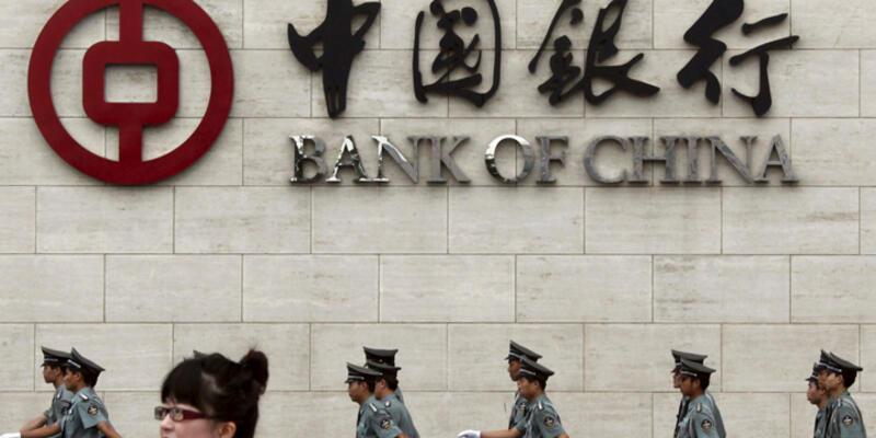 Bank of China'ya Türkiye'de izin çıktı