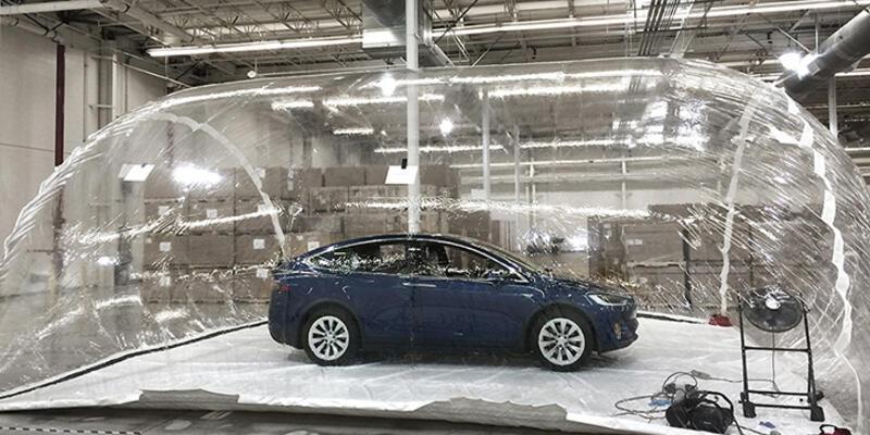 Tesla kötü kokulara savaş açtı!