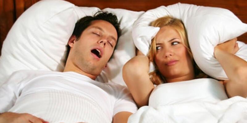 Horlama ve uyku apnesi sendromu